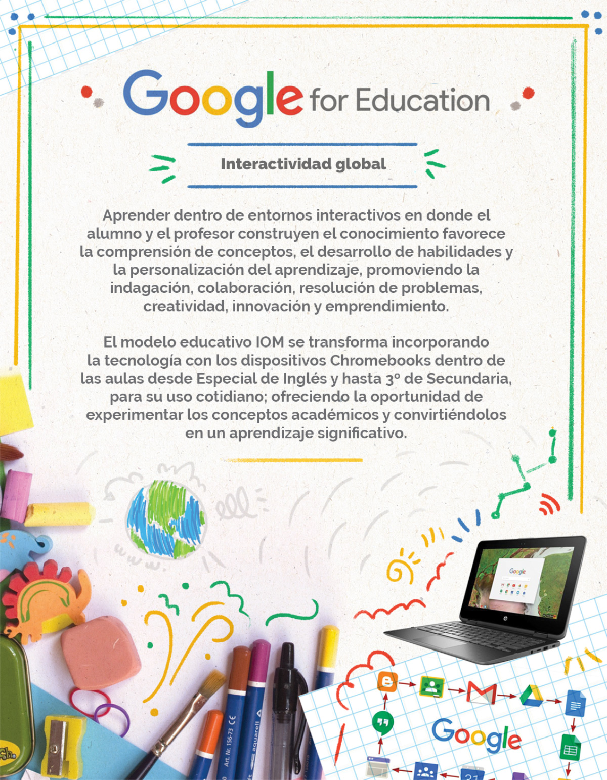 Google for Education CDMX